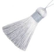 Tassels 5.5cm Light Grey