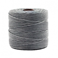 Nylon S-Lon cord 0.6mm Grey