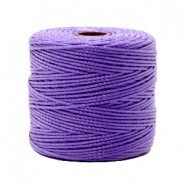Nylon S-Lon cord 0.6mm Purple