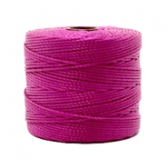 Nylon S-Lon cord 0.6mm Magenta Purple