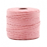 Nylon S-Lon cord 0.6mm Vintage Rose