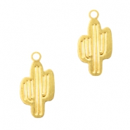 Bohemian charms cactus Gold