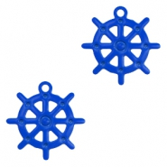 Bohemian charms rudder Blue