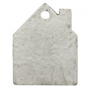 DQ European leather pendants house Graphite Grey