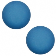 12 mm classic Polaris Elements cabochon matt Harbour Blue
