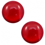 20 mm classic Polaris Elements cabochon soft tone shiny Warm Red