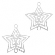 Bohemian connectors star Silver