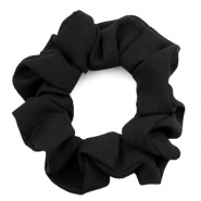 Scrunchie hair tie Black