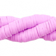 Katsuki beads 6mm Light Lavender Purple