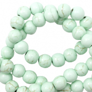 Beads Ceramic 8mm Meadow Turquoise