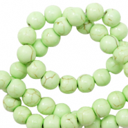 Beads Ceramic 4mm Paradise Green