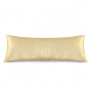 Jewellery display cushion dupion silk look Gold