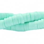 Katsuki beads 4mm Mint Green