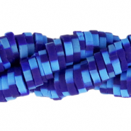 Katsuki beads 4mm Princess Blue