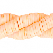 Katsuki beads 6mm Peach