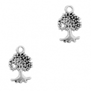 DQ European metal charms tree Antique Bronze (nickel free)
