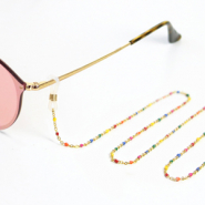 Sunglasses cords Stainless Steel Multicolour-Gold