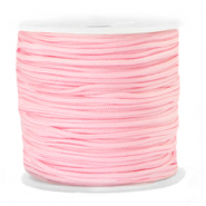 Macramé bead cord 1.5mm Seashell Pink