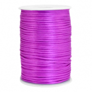 Satin wire 2.5mm Purple