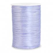 Satin wire 2.5mm Soft Lavender Purple