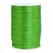 Satin wire 2.5mm Spring Green