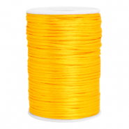 Satin wire 2.5mm Sunflower Yellow