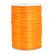 Satin wire 2.5mm Orange