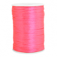 Satin wire 2.5mm Fluor Pink