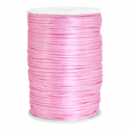 Satin wire 2.5mm Light Pink