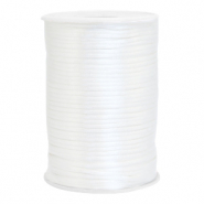 Satin wire 2.5mm White