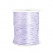 Satin wire 1.5mm Soft Lavender Purple