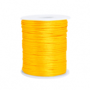 Satin wire 1.5mm Sunflower Yellow