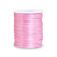 Satin wire 1.5mm Light Pink