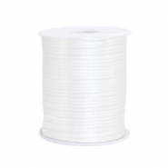 Satin wire 1.5mm White