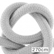 Maritime cord 10mm (270cm) Cool Grey