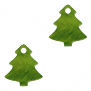 Plexx charms Christmas tree Olive Green