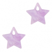 Plexx charms star Lilac Purple