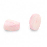 Coconut beads Disc 6mm Light Pink