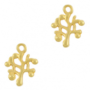 DQ European metal charms tree Gold (nickel free)