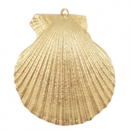 Shell pendant specials Scallop Gold
