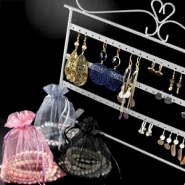 NEW New jewellery bags & metal jewellery displays!