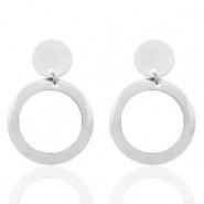 Stainless steel jewellery Stainless steel earrings