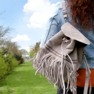 NEW New: Boho IT-bag!