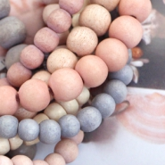 NEW New wooden beads in wonderful natural shades!