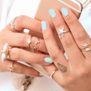 NEW New musthave rings to pile up