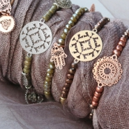 NEW New: Bohemian pendants and connectors