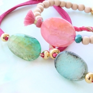 NEW Semi-precious stones for summer trend jewellery!