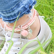 Inspirational Sets DIY anklets ☀