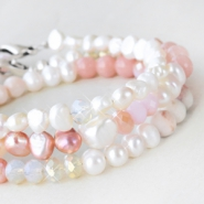 NEW Super chic and fashionable: New freshwater pearls!