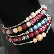 NEW Polaris Elements beads in matt, shiny or glitter!